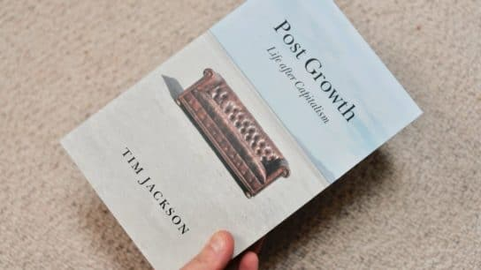 Review: Post-Growth, by Tim Jackson