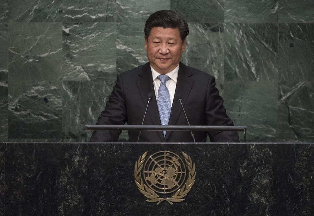 China Pledges to Stop Building Coal Power Plants Abroad