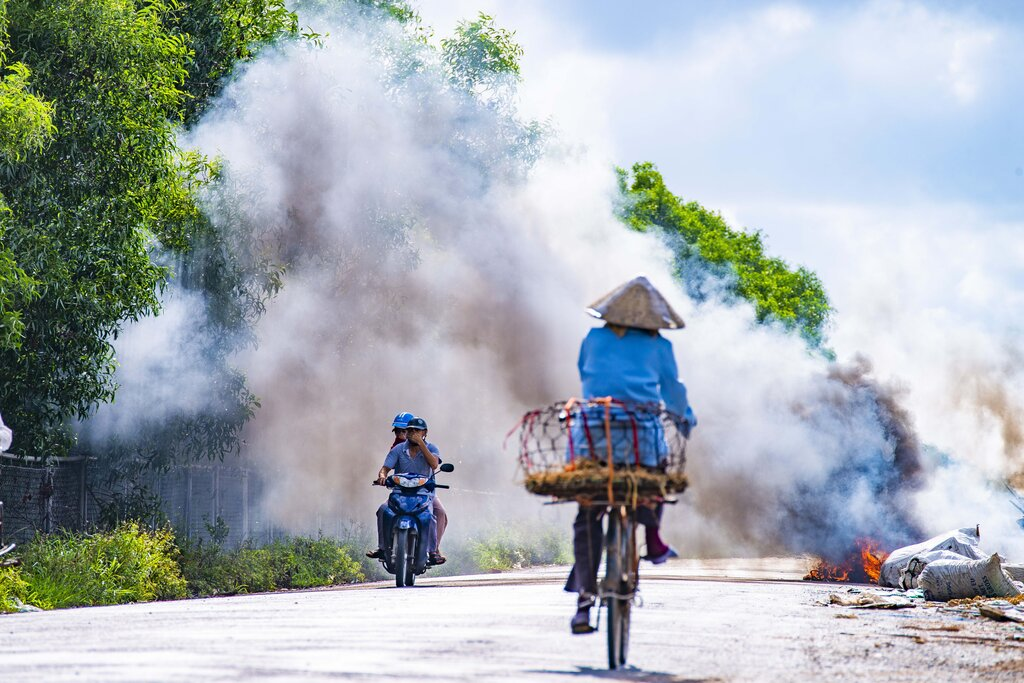 Effects of Air Pollution on Humans: Lower Life Expectancy- Report