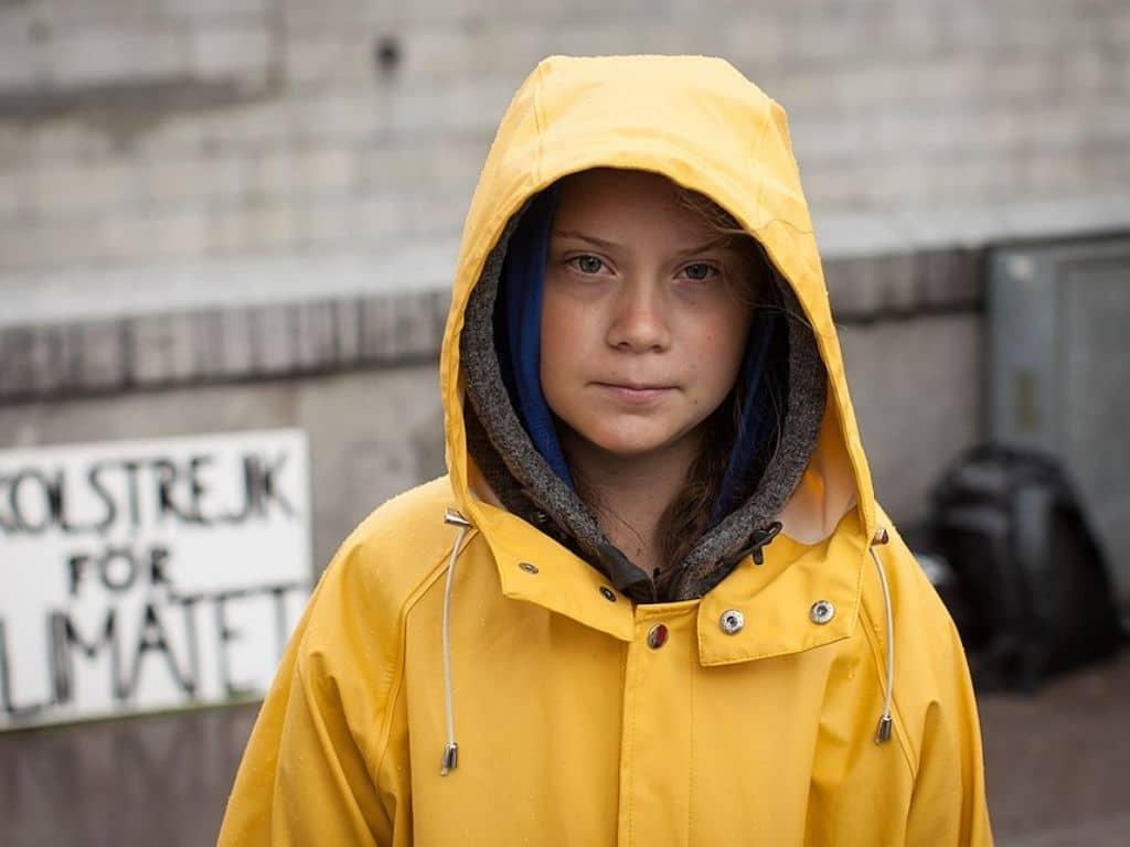 "Greta Thunberg Is ""Open"" to Meeting Biden at UN Climate Summit"
